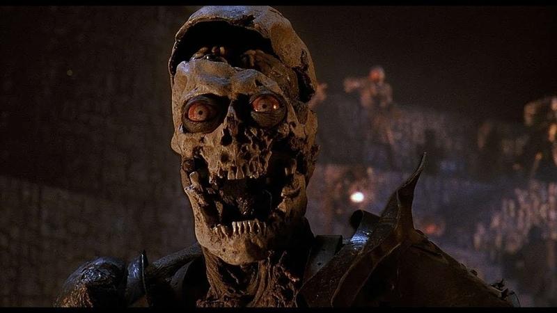 Зловещие мертвецы 3: Армия тьмы Army of Darkness За кадром 1993 VHS Line