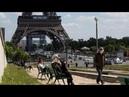 Коронавирус лишил парижан парков и посиделок на канале Сен-Мартен…