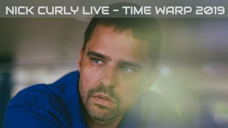 Nick Curly - live from Time Warp 2019