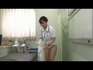 Медсестра японка лечит половые органы слюной 1sdde00542-1 nurse asian japanese girl milf married blowjob