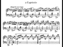 Brahms - Capriccio in B minor, Op 76, No. 2 [Pogorelich]