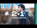 SAMPDORIA 2-1 INTER | INTER PRIMAVERA HIGHLIGHTS | 2019 20 Primavera 1 TIM Matchday 08 Postponed ⚫🔵