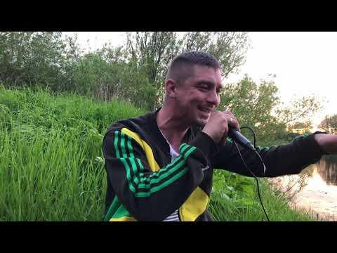 *Seven Keys live rap bank of the river Luga* 2020