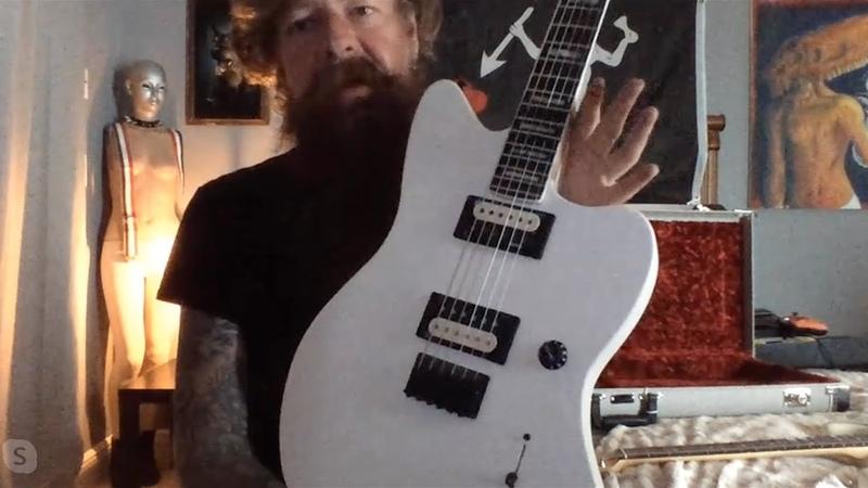 Slipknot's Jim Root My NEW Fender Jazzmaster