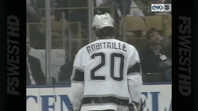 NHL 1993-94 RS Game № 25 Los Angeles Kings - Mighty Ducks Of Anaheim [02.December.1993]