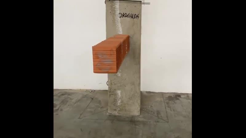 Пена цемент что то нереальное