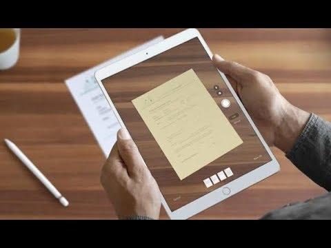 Как сканировать документ без сторонних программ на iPhone (iPad)