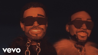 French Montana - 50's & 100's (feat. Juicy J)
