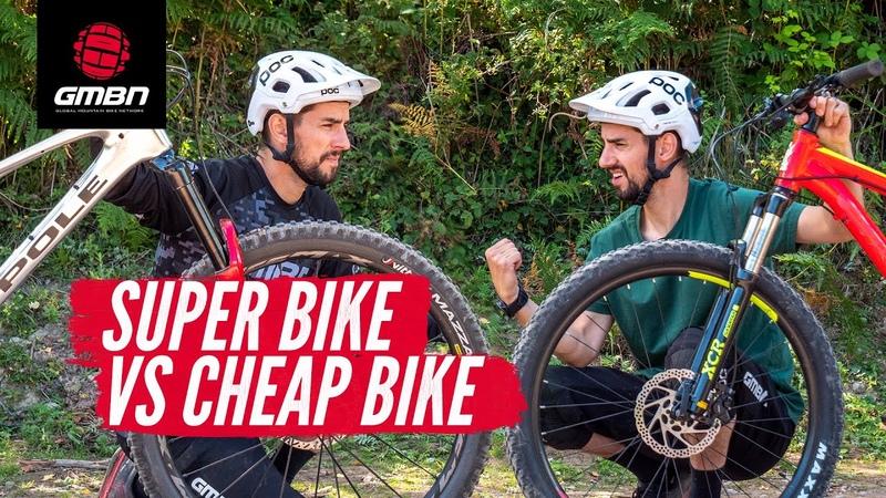 Cheap Bike Vs Super Bike Do You Really Need A Top Of The Range Mountain Bike