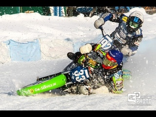 FIM Ice Speedway World (RUSSIA) Final 2,Day 1. FULL RACE, ALL HEATS