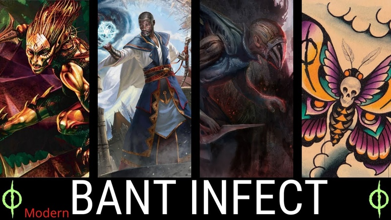 Bant Infect is Broken Modern