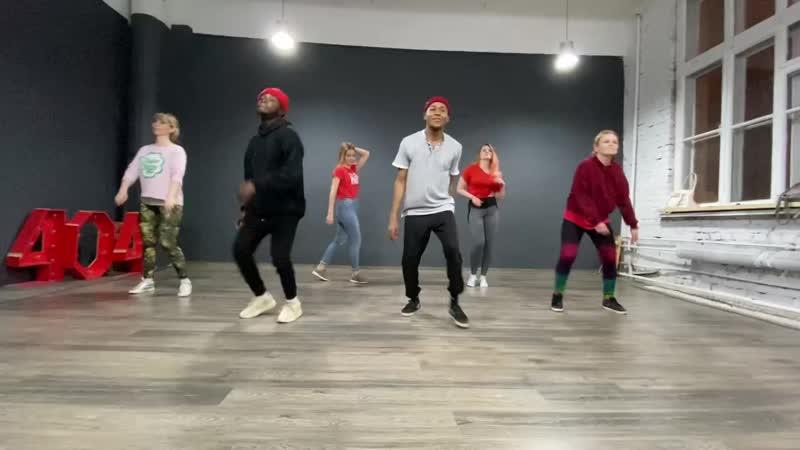 Coupé décalé by Edmilson Co Suñu Dance