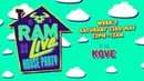 RAMLive House Party - 23 05 20 - 9pm-10pm - Kove