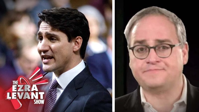 Trudeau s new fake news election law can land you 5 years in prison Ezra Levant