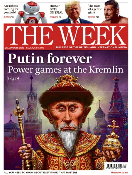 The Week UK  Issue 1263  25 January 2020