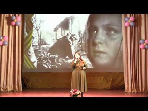 Елена Шестова Довоюй, родной (2020г.)