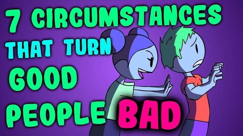 Why Good People Turn Bad
