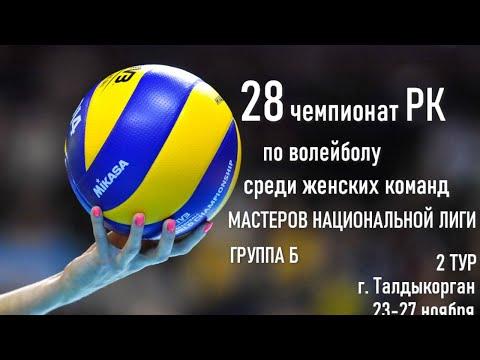 Алтай Алматы Волейбол Национальная лига Женщины