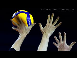 Monster blocks. volleyball club world champs 2019.