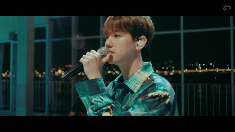 [STATION] BAEKHYUN 백현 공중정원 (Garden In The Air) Live Video - Our Beloved BoA 1
