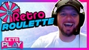 AJ Styles - King of Retro Games: Retro Roulette – Let's Play