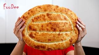 Домашний хлеб  Армянский хлеб Матнакаш