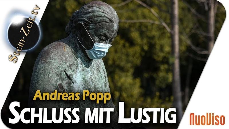 Schluss mit Lustig Andreas Popp bei SteinZeit