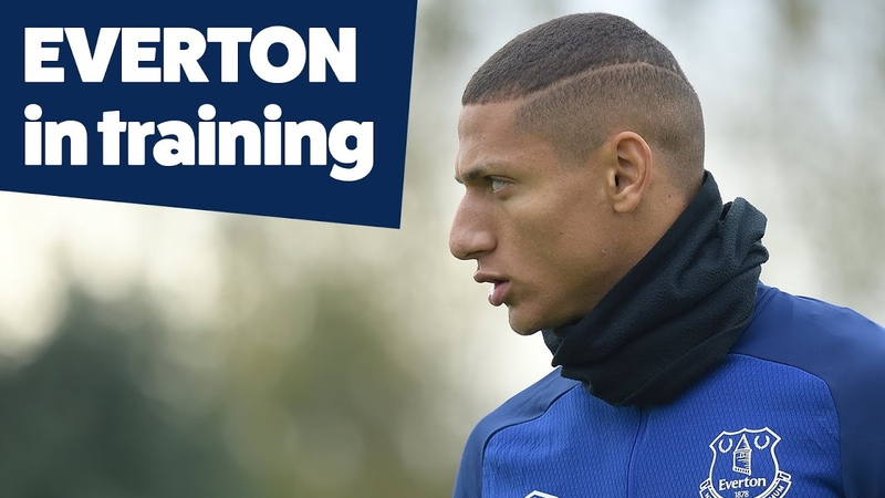 SOCIALLY-DISTANCED TRAINING | EVERTON BACK TO WORK AT USM FINCH FARM