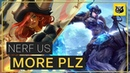 Nerf Us More Plz ( Miss Fortune / Sejuani ) | Patch 1.6 | Legends of Runeterra