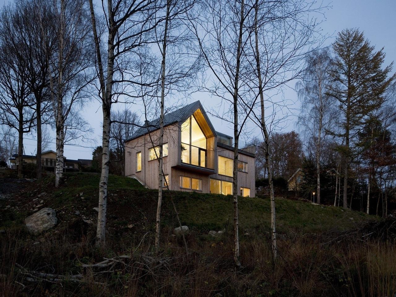Villa Bondö / Kjellgren Kaminsky Architecture