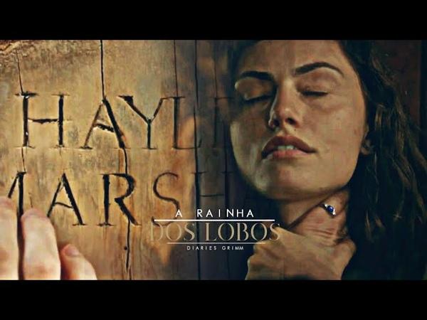 Hayley Marshall | A Rainha dos Lobos