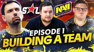 NAVI Эпизод 1: Построение Команды на StarSeries S8, Разбор Ошибок