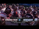 NCAAF 2019-2020 Belk Bowl Virginia Tech Hokies - Kentucky Wildcats 31.12.2019 EN