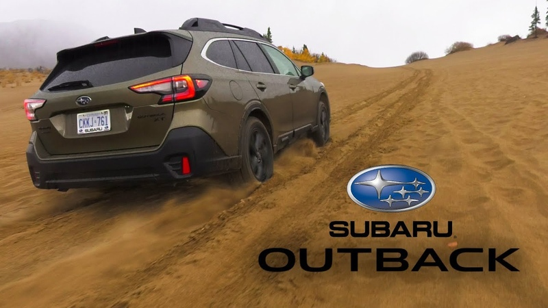 Subaru Outback | The WAGON which is MORE CAPABLE than an SUV!