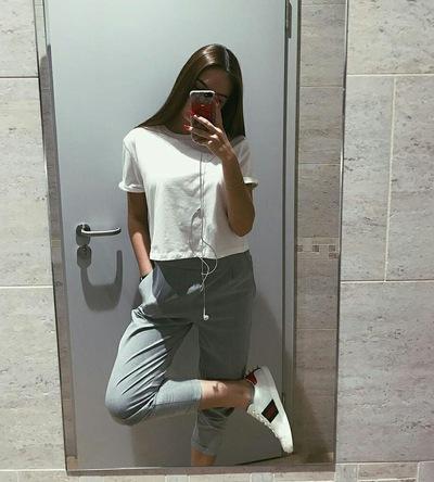 Екатерина Самойлова, Казань