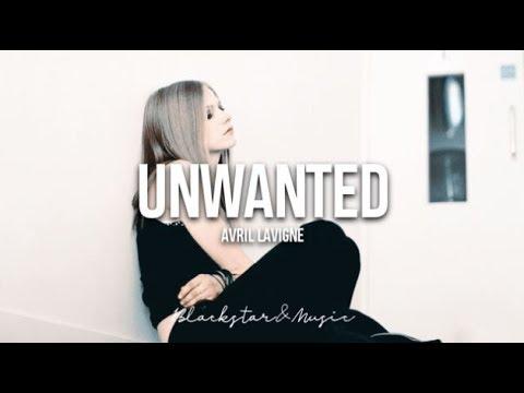 Unwanted Avril Lavigne Traducida al español