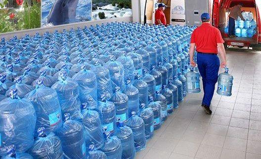 Доставка воды. Чистая вода в каждый дом!