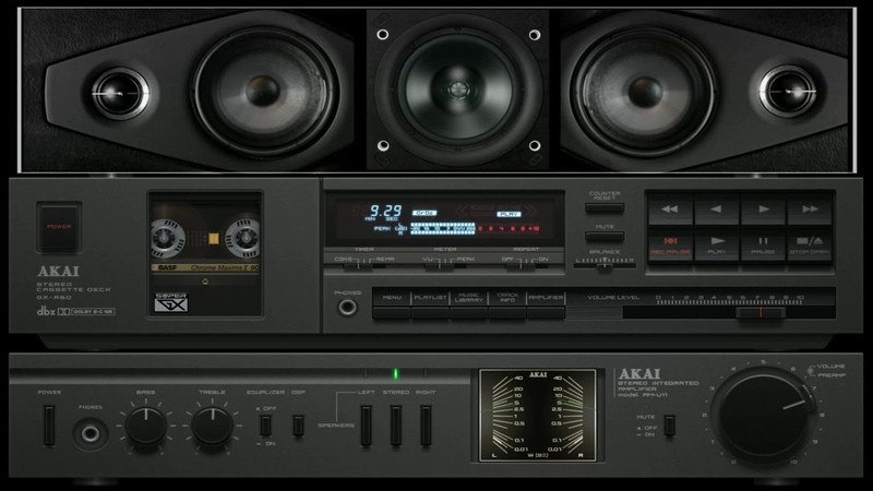 Rygar - Robotic Voice [ Aimp AKAI GX R 60 AM U 11 ]