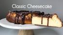 Classic Cheesecake 클래식 치즈케이크 만들기