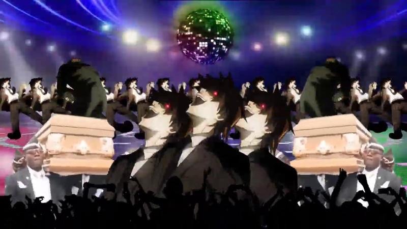 라이토 관짝밈 yagami light coffin dance