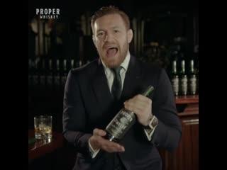 Конор Макгрегор начал продавать свой виски в России