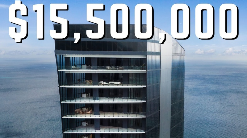 A MANSION in the SKY The $15 5 MILLION Penthouse at MUSE Miami Beach