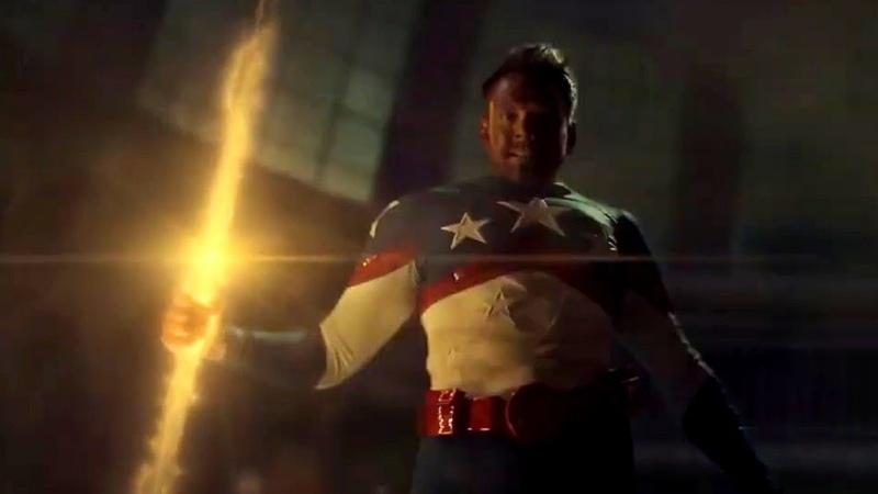 ОСА против Лиги Несправедливости - DCUniverse Stargirl 1x01