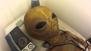 Alien Autopsy UFO Museum at Area 51 Roswell, NM