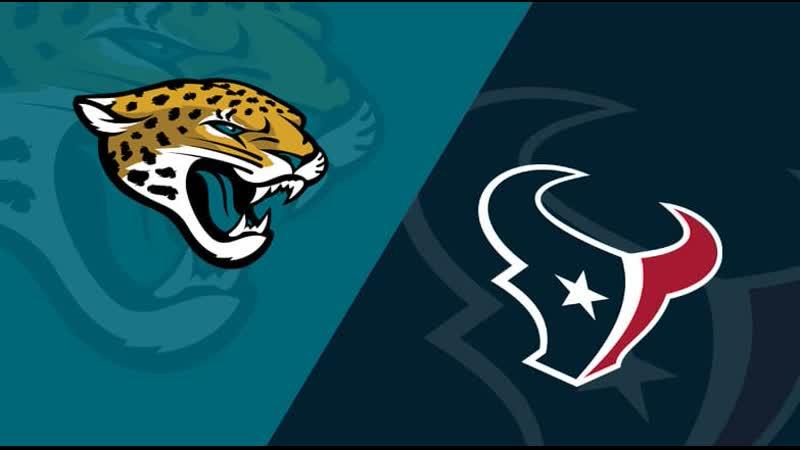 Week 02 / 15.09.2019 / JAX Jaguars @ HOU Texans
