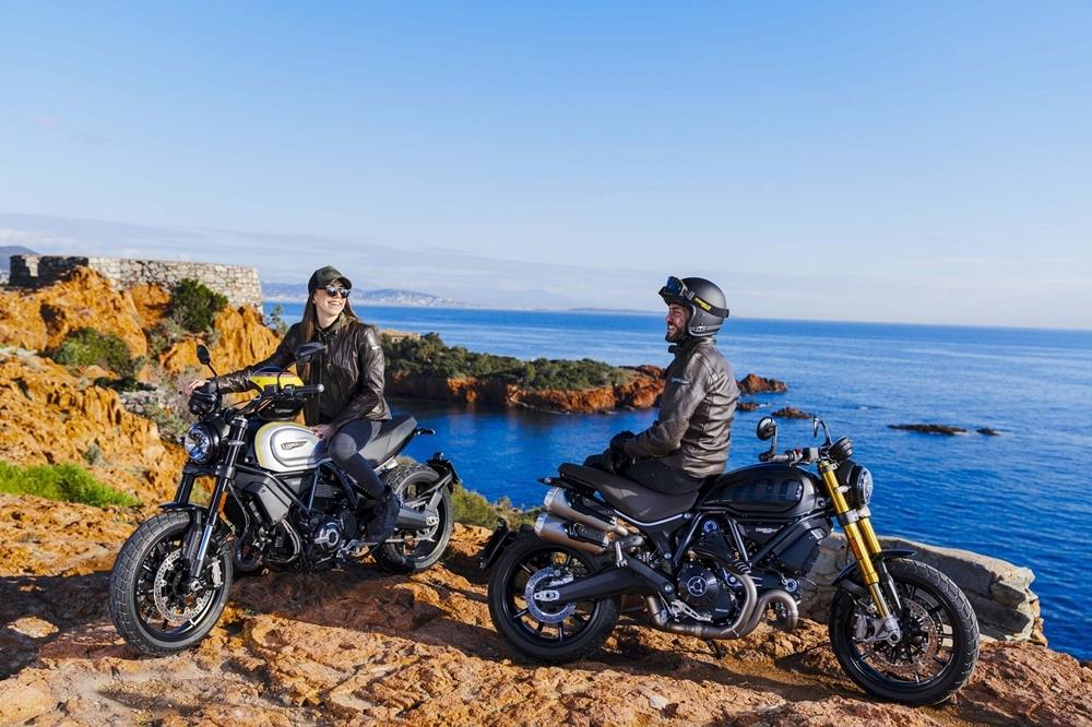 Представили мотоциклы Ducati Scrambler 1100 Pro / Sport Pro 2020