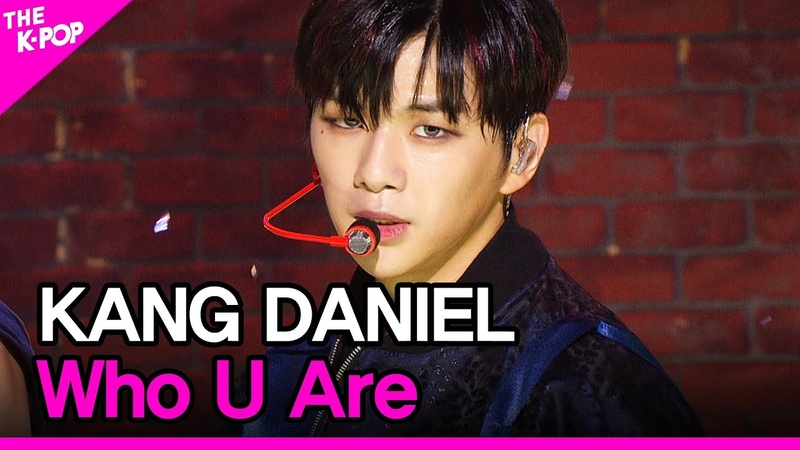 KANG DANIEL Who U Are 강다니엘 깨워 THE SHOW 200811