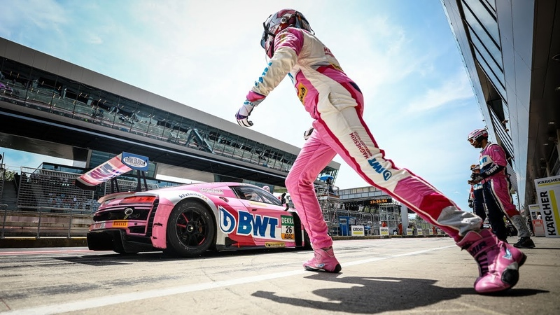 REVIEW ADAC GT MASTERS RED BULL RING 2019 BWT MÜCKE MOTORSPORT
