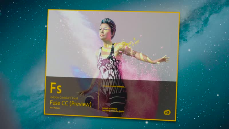Sneak Peek of Adobe Fuse CC Preview Adobe Creative Cloud