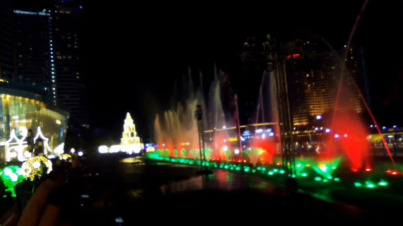 Шоу фонтанов в Бангкоке смотреть онлайн без регистрации